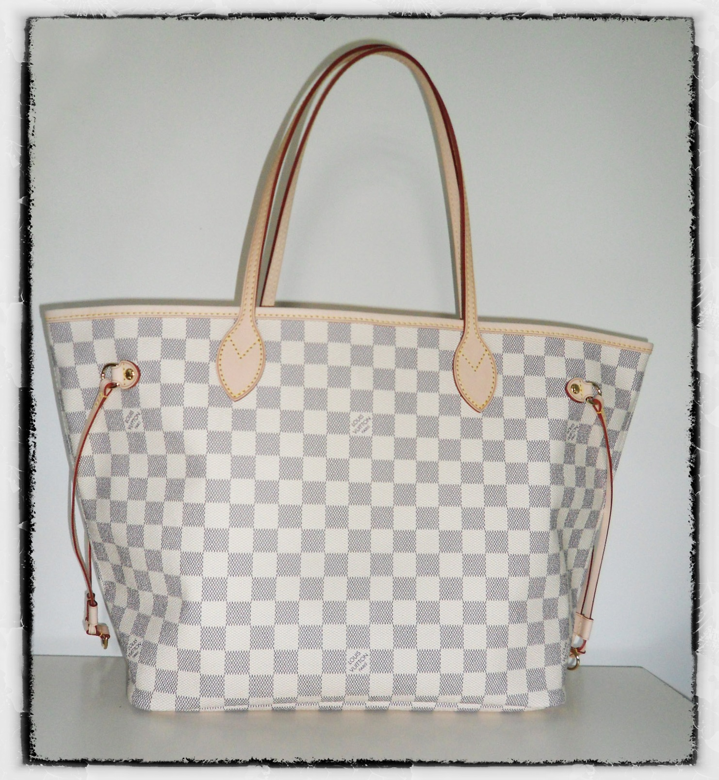 Sac Louis Vuitton Blanc Couleur