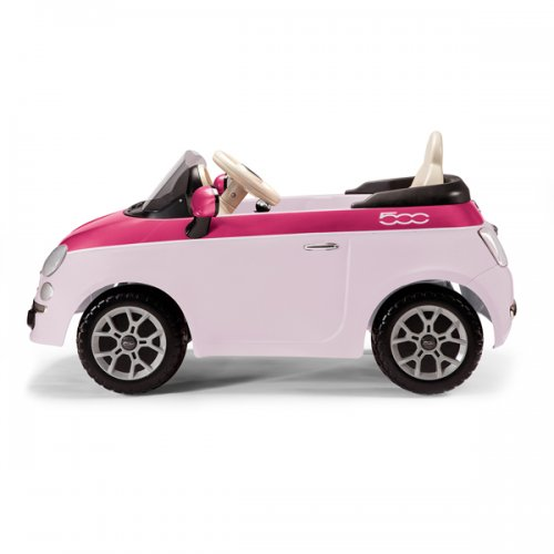 Fiat Rose Barbie