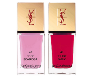 YSL vernis Spring Collection