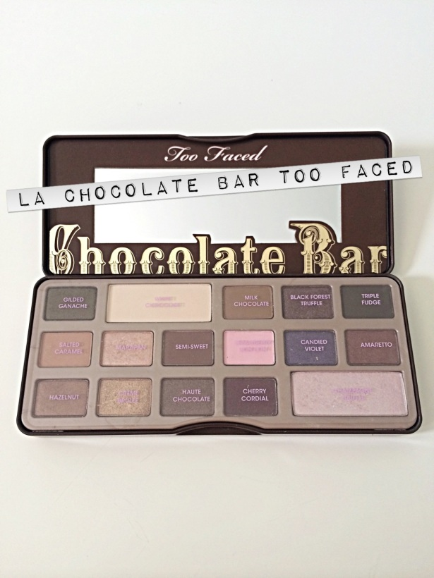 Palette Fards à Paupières Too Faced Chocolate Bar