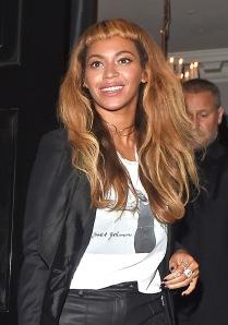 Beyoncé porte les bijoux Messika
