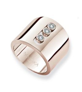 Messika Move Jewelry XL ring