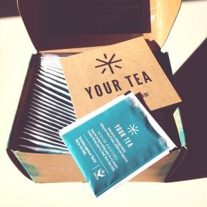 Le thé Ati-C Tea de Your Tea