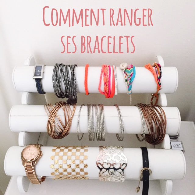 comment ranger ses bracelets dans mon sac de fille. Black Bedroom Furniture Sets. Home Design Ideas