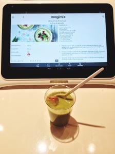 robot Cook Expert de Magimix application iPad iPhone