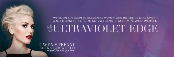 Gwen Stefani Ultraviolet Urban Decay