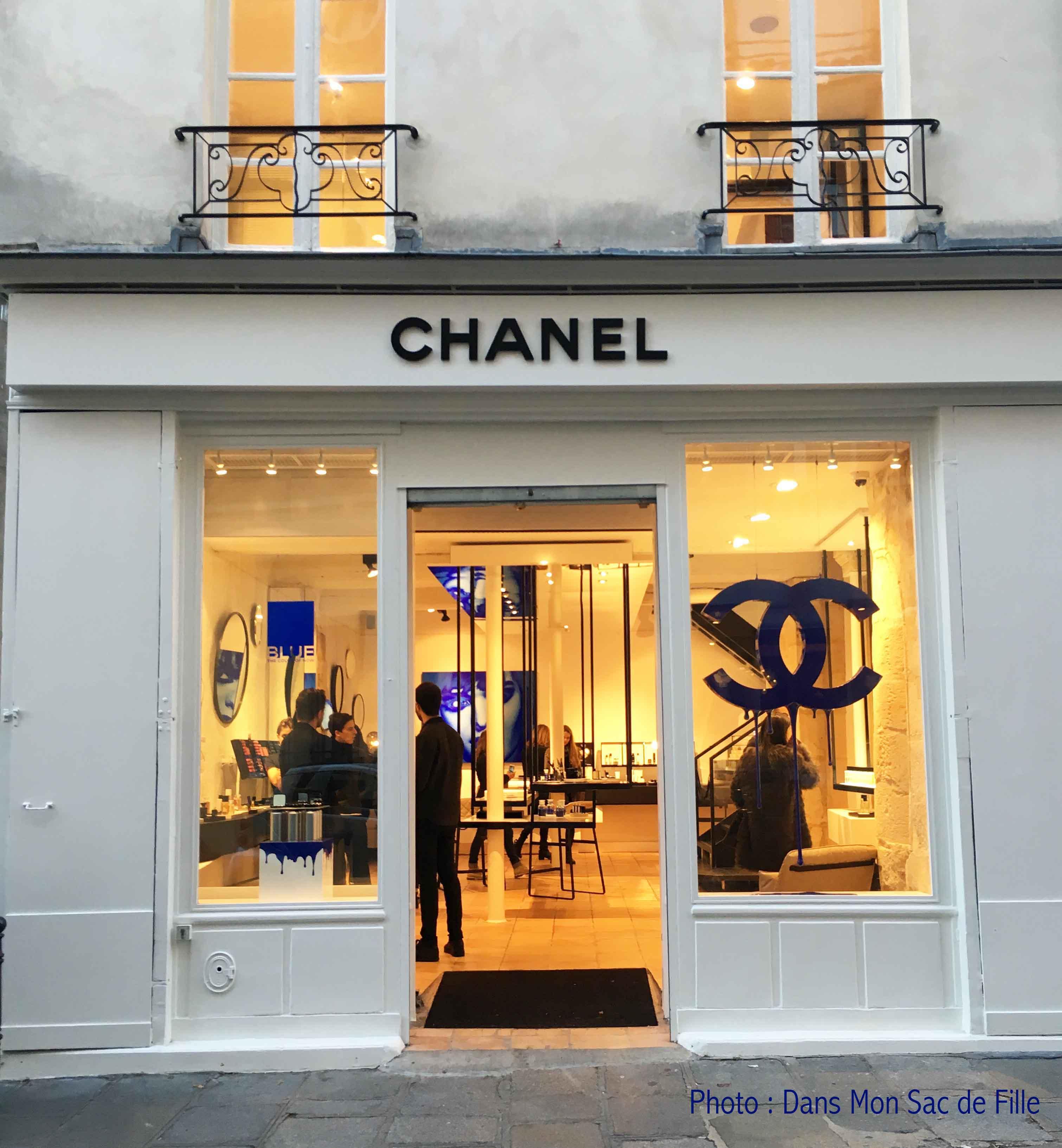 La nouvelle boutique chanel beaut paris dans mon sac de fille - Magasin deco paris marais ...