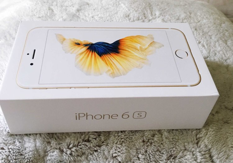 iPhone 6S Doré Apple Avis
