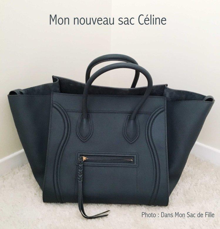 Sac Phantom Céline
