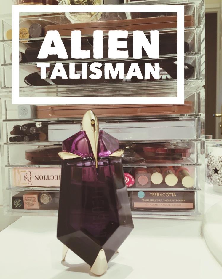 Alien Talisman Thierry Mugler Parfum Avis