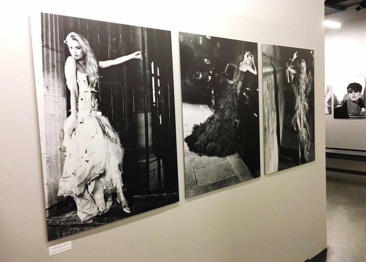 Lili Donaldson Exposition Karl Lagerfeld A visual Journey
