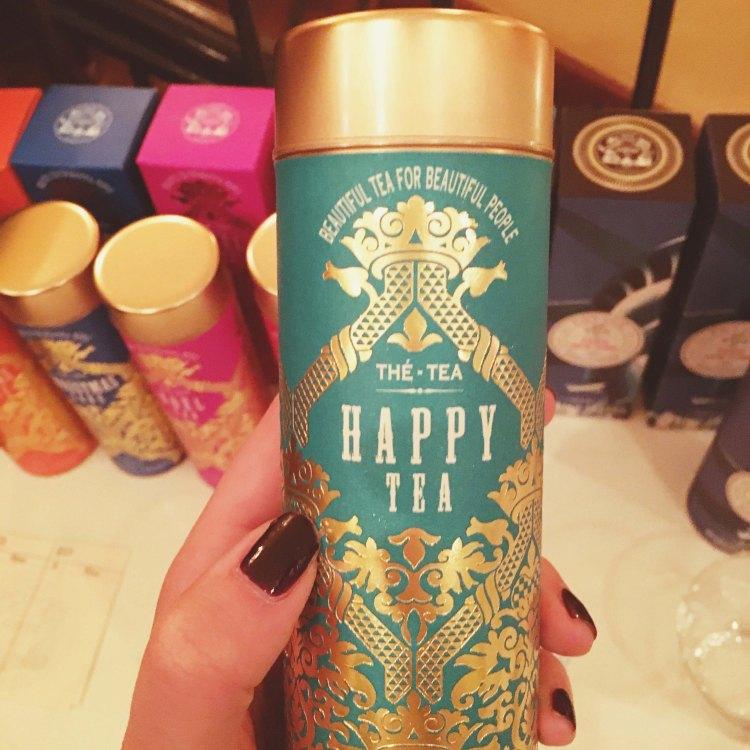 """Thé de Noël """"Happy Tea"""""""
