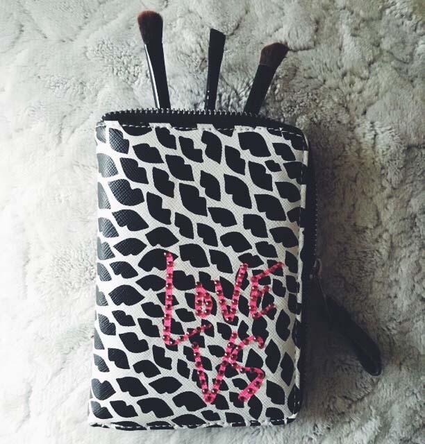 Mon kit de mini-pinceaux Victoria's Secret