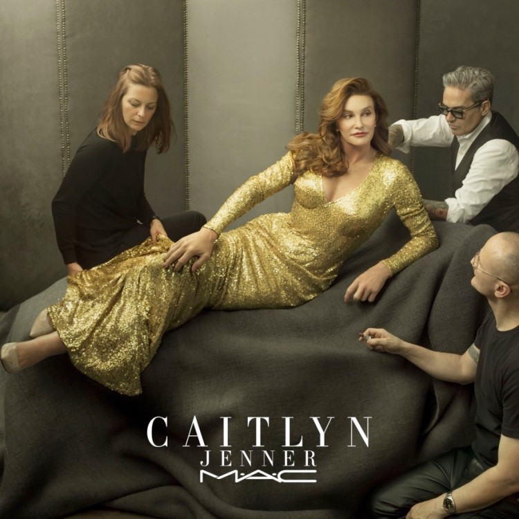 Mac Caitlyn Jenner collaboration finally free lipstick