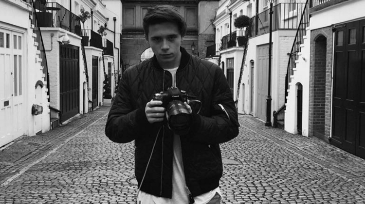 Brooklyn Beckham Photographer Burberry