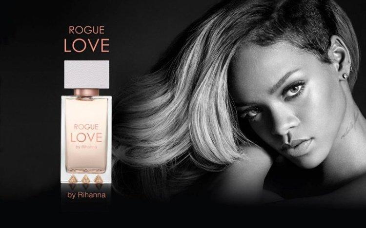 Riihanna loves Rogue parfum pub avis blog
