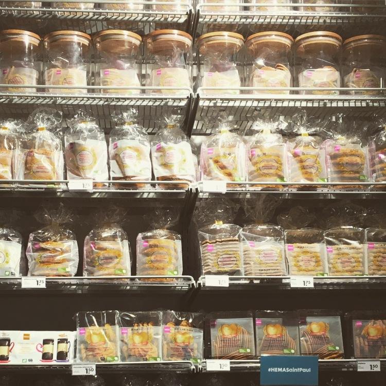 Biscuits Gateaux Hema avis Paris blog