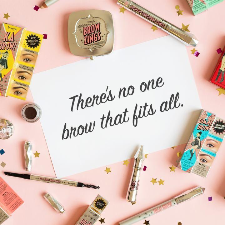 Brow Collection Benefit Brows nouveauté juin juillet 2016