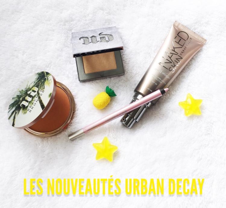 Urban Decay été Naked Skin One & Done Beach Bronzer enlumineur Afterglow crayon yeux 24h/7