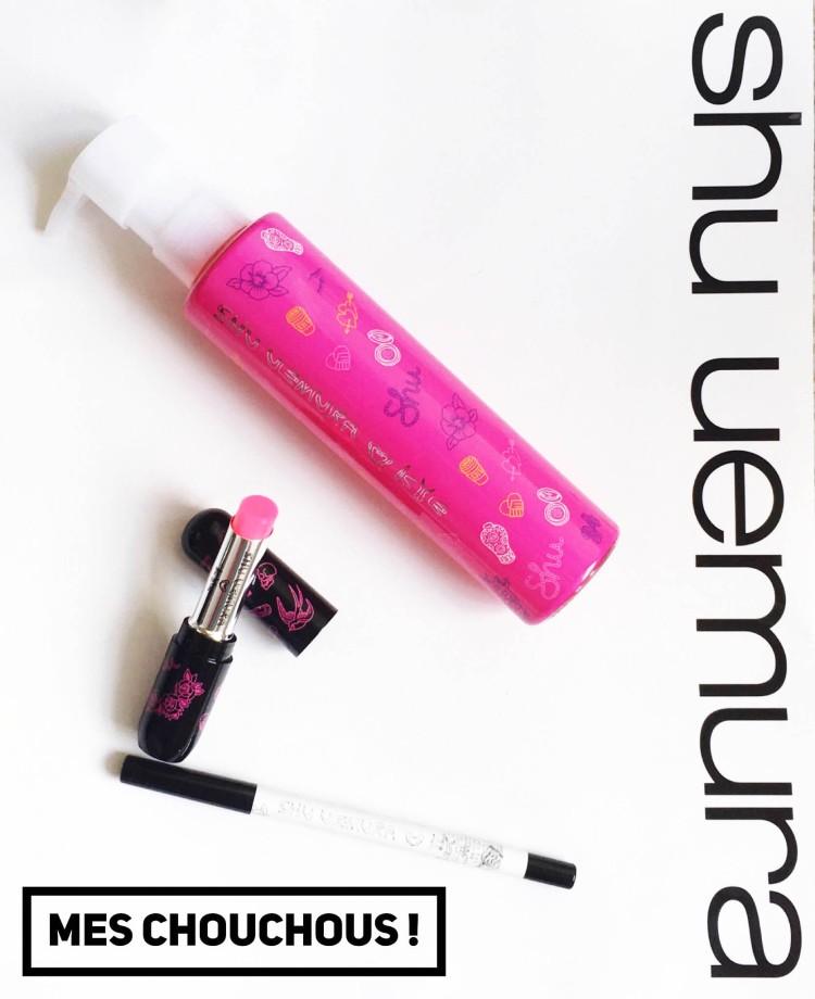 IMG_9062Kye for Shu Uemura avis blog démaquillant baume à lèvres lipstick crayon yeux