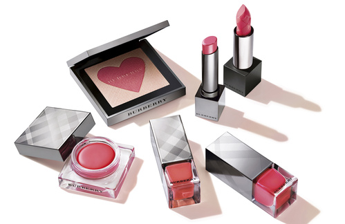 Collection maquillage été Burberry London With Love