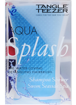 Tangle Teezer Aqua Splash cheveux mouillé avis