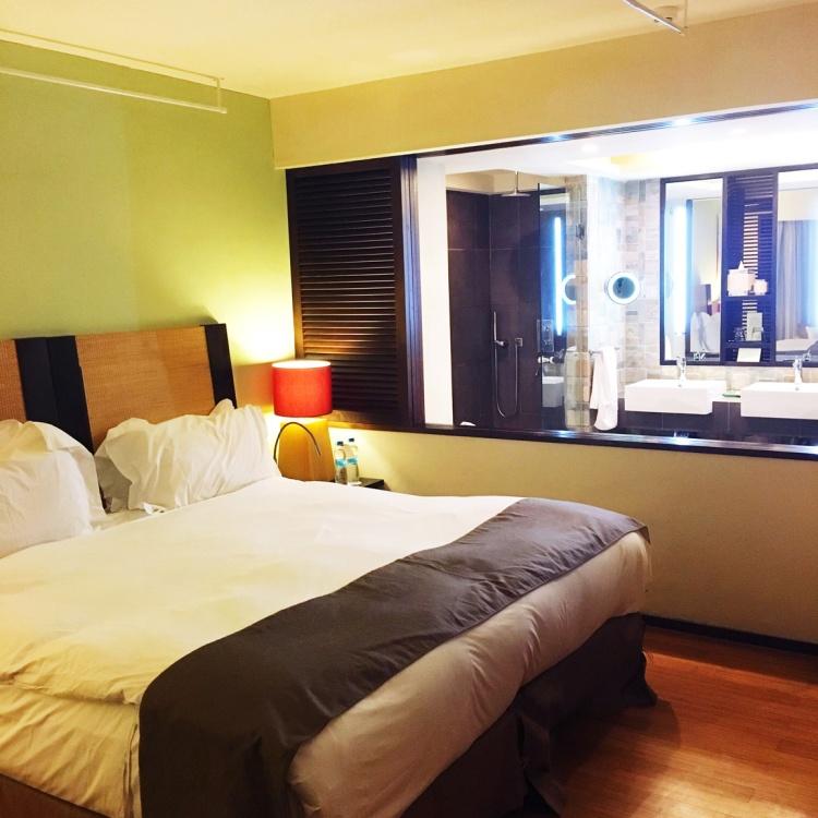 Hotel Sofitel L'Imperiale Resort & Spa Flic en Flac Ile Maurice avis blog chambre superior room