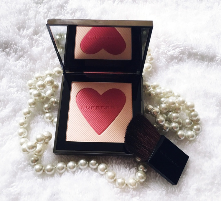duo blush highlight london with love collection été avis blog luxe