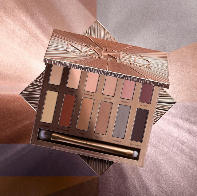 Urban Decay Naked Ultimate Basics fards à paupières avis blog date de sortie