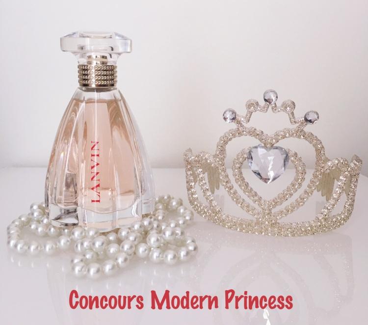 Concours avis eau de parfum Modern Princess Lanvin Blog