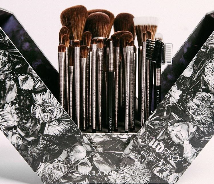 Urban Decay Pro Brushes pinceaux vegan avis blog