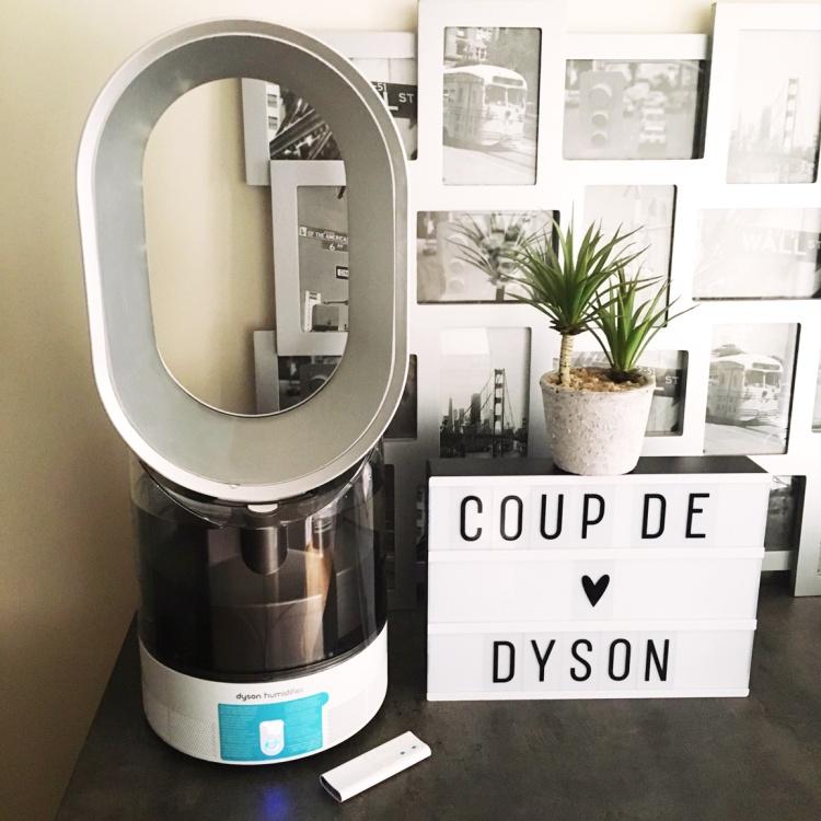 Dyson AM10 Humidifier Humidificateur avis blog prix