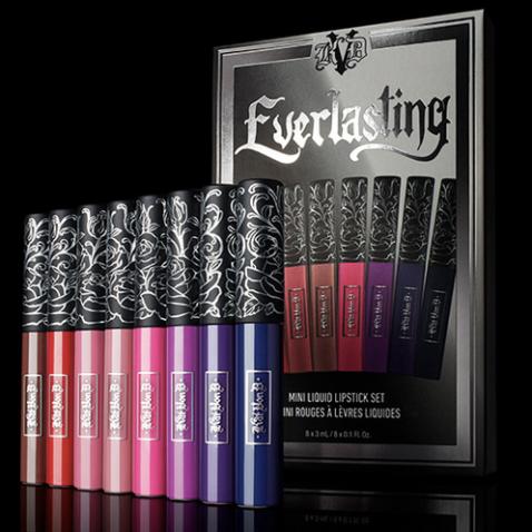 Everlasting Liquid Lipstick Kat Von D Sephora France blog avis