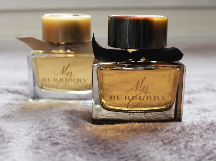 My Burberry et My Burberry Black Parfum Burberry avis blog
