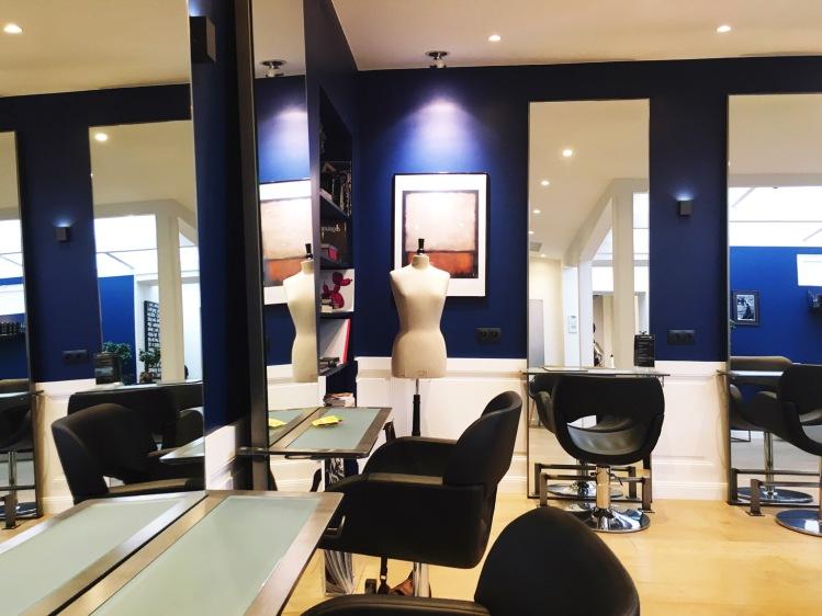 Salon de coiffure Arnaud et Louis rue Clerc Paris avis blog coiffeur