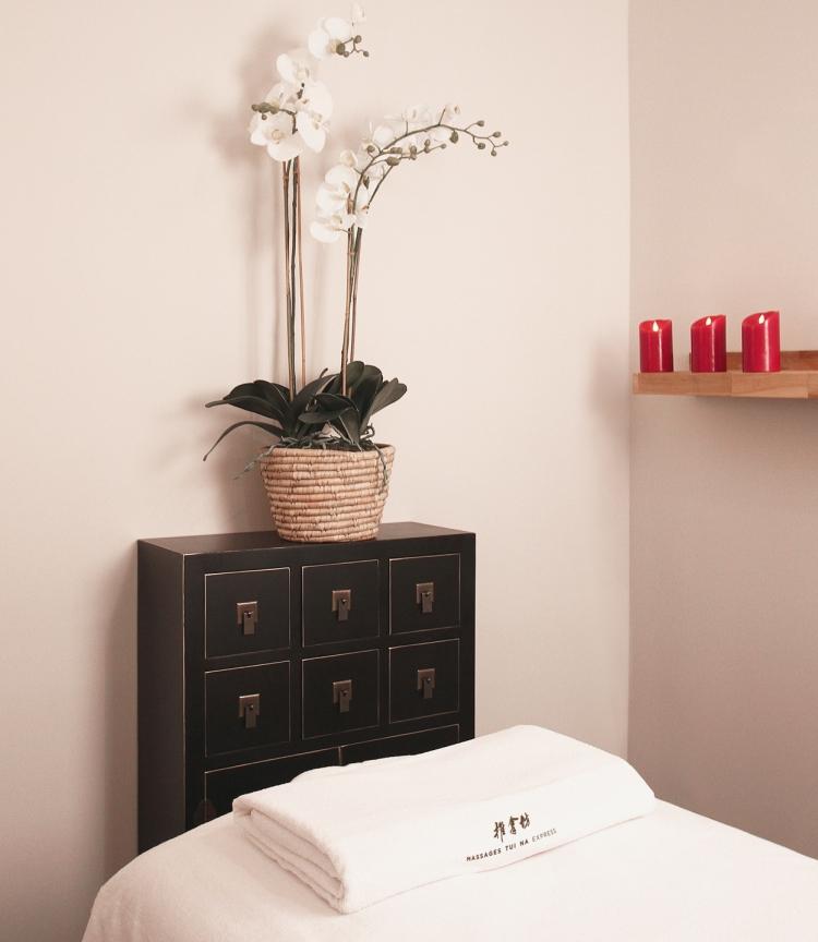 J'ai testé le massage ventouses chinoise Ba guan Salon Tui Na Express Paris avis blog