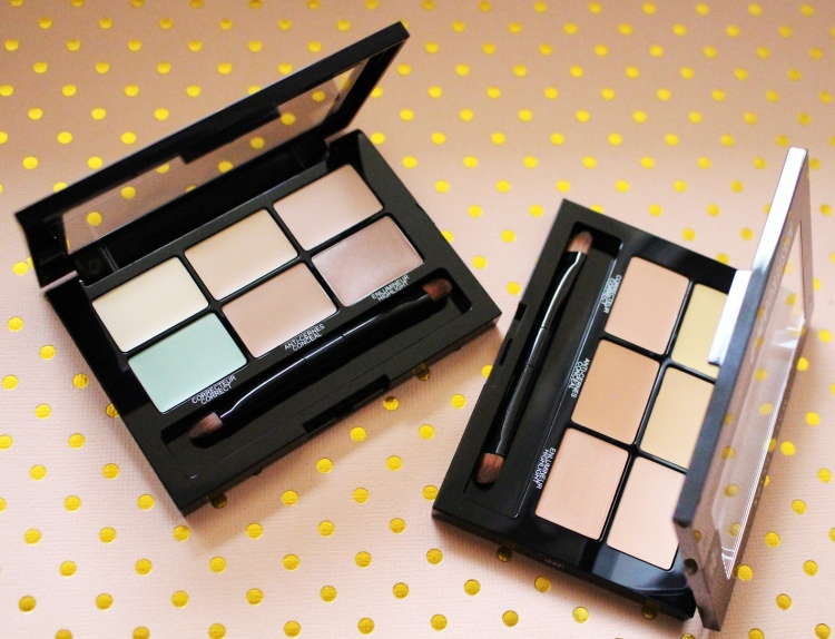 palettes correctrices teint cernes Master Camo de Gemey Maybelline avis blog