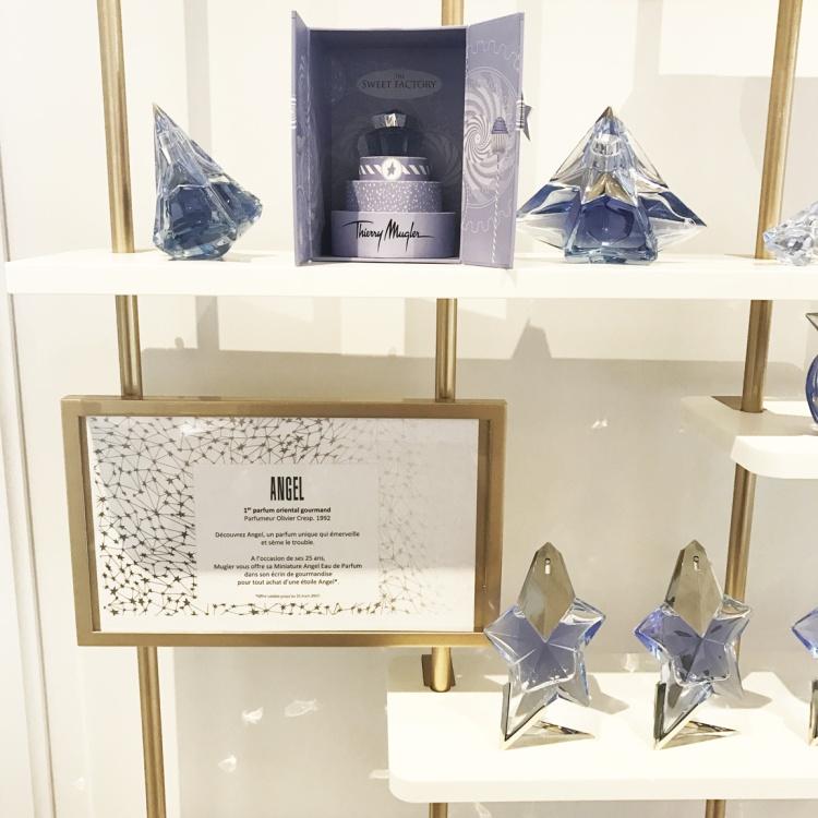 25 ans du parfum Angel Mugler au Grand Musée du Parfum de Paris avis blog