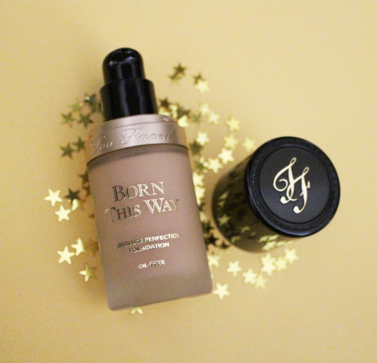 Fond de teint Too Faced Born This Way Natural Beige Sand avis blog sephora