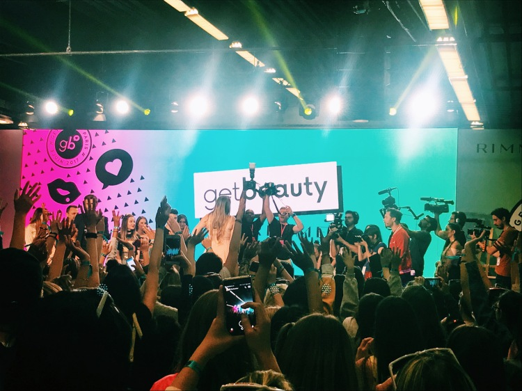 2e édition salon Get Beauty salon des Youtubers Youtubeuses blog