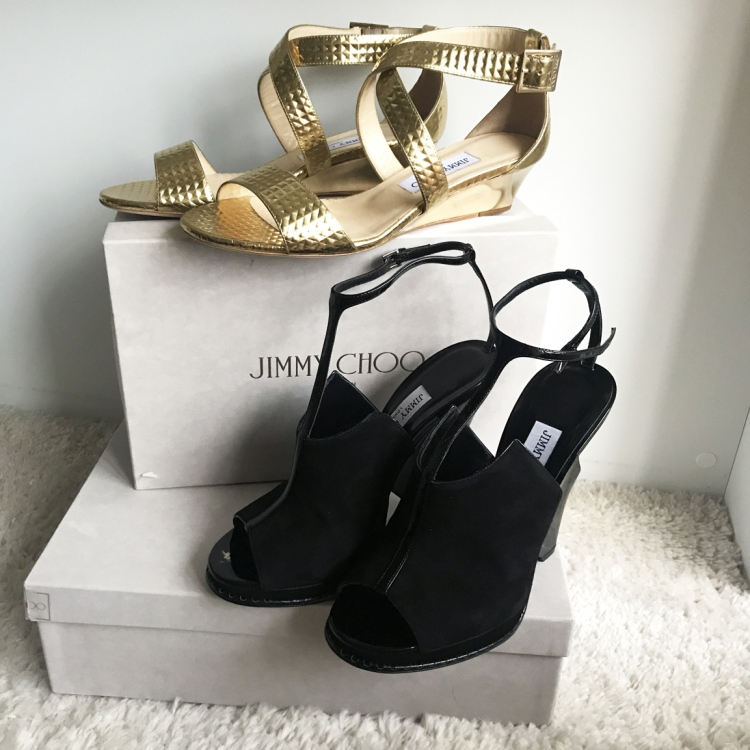 Vente Privée Arlettie Jimmy Choo bon plan