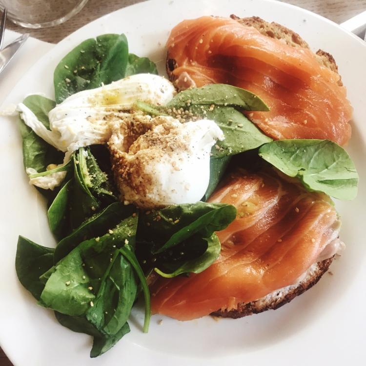 avis carte Season restaurant paris avocado toast saumon blog