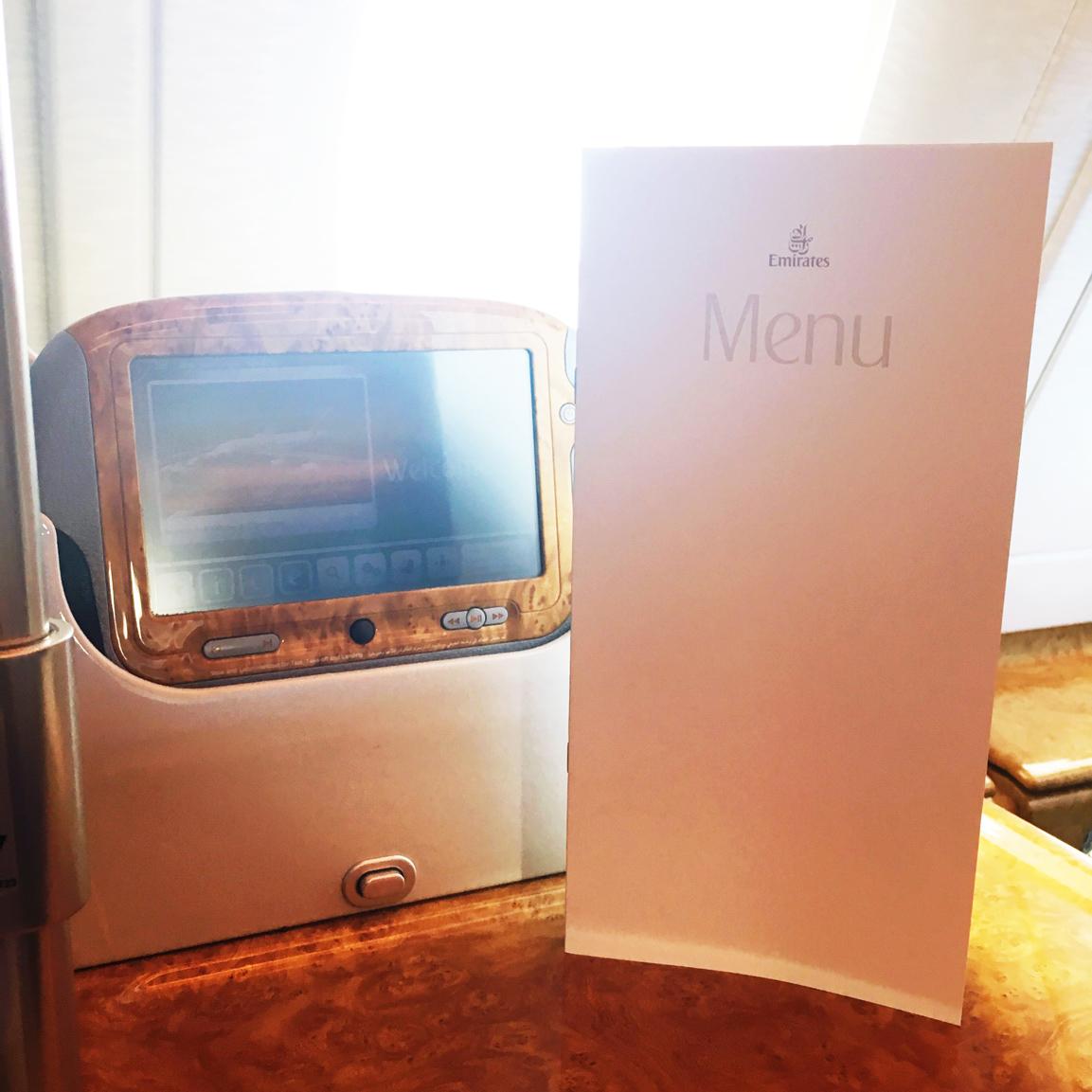 J ai voyag en business class avec emirates mon avis sur for Migliori cabine business class 2017